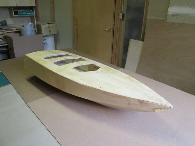 ... strength and accuracy of its form has a permanent affect on the boats